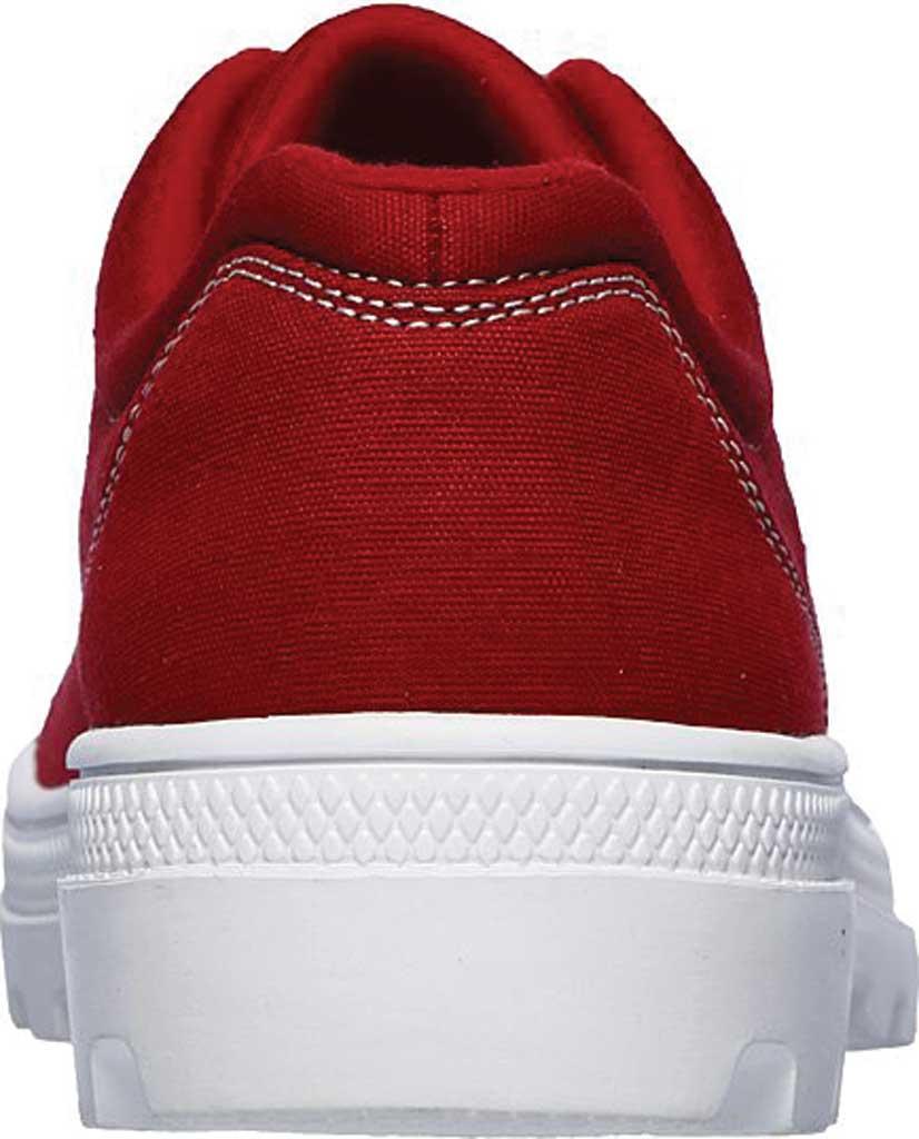 Women's Skechers Roadies True Roots Sneaker, Red, large, image 4