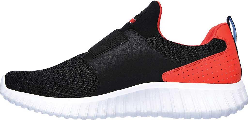 Men's Skechers Depth Charge 2.0 Slip-On Sneaker, Black/Orange, large, image 3