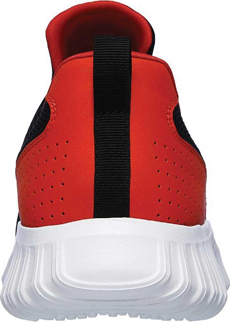 Men's Skechers Depth Charge 2.0 Slip-On Sneaker, Black/Orange, large, image 4