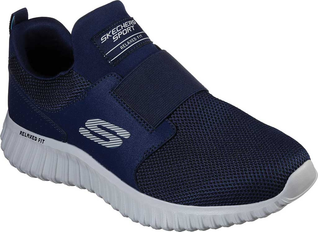 Men's Skechers Depth Charge 2.0 Slip-On Sneaker, Navy, large, image 1