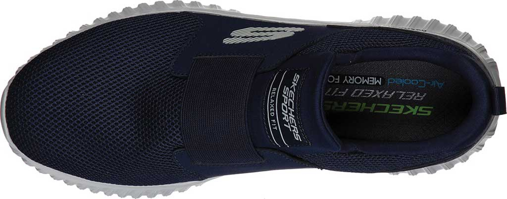 Men's Skechers Depth Charge 2.0 Slip-On Sneaker, Navy, large, image 4