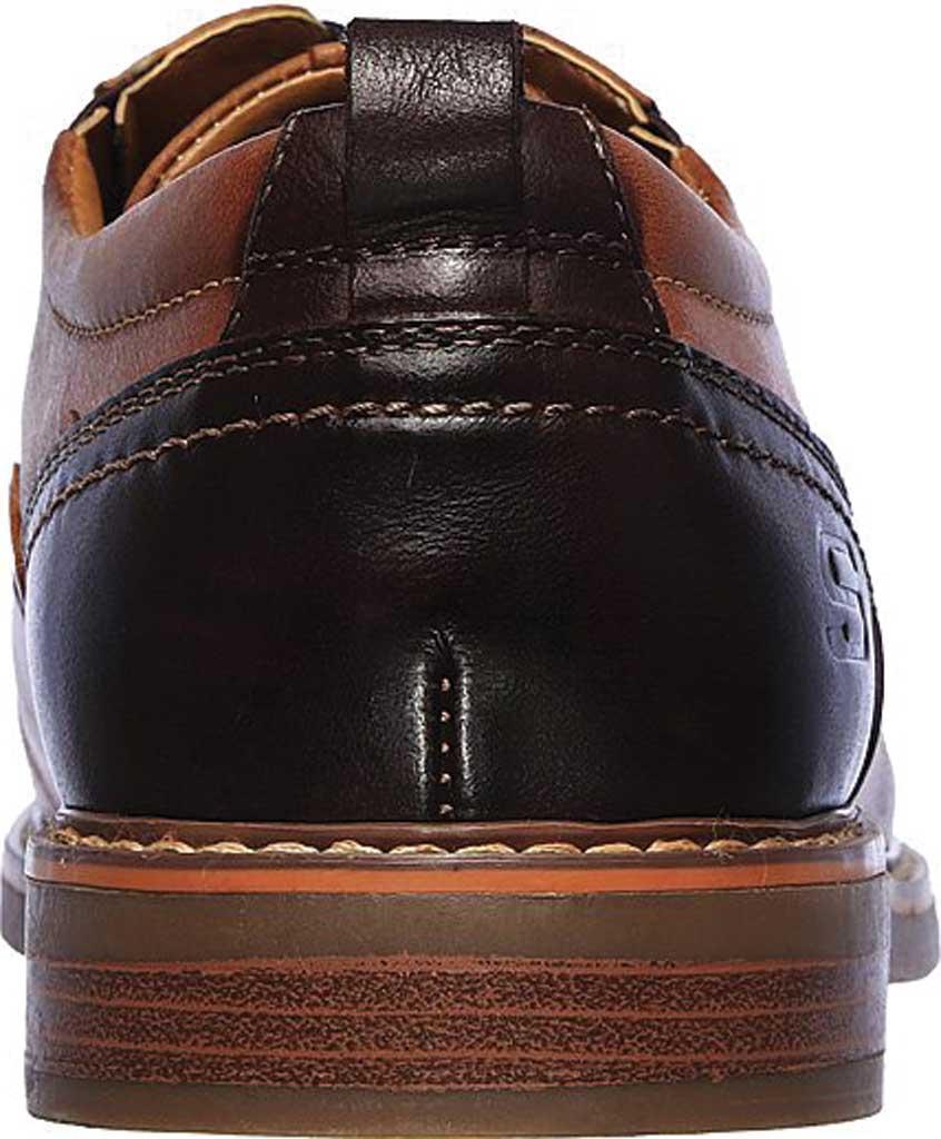Men's Skechers Bregman Velsom Oxford, , large, image 4