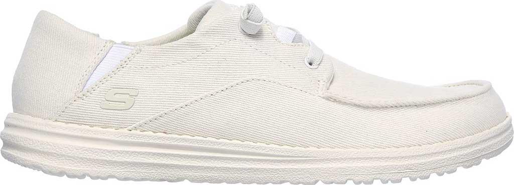 Men's Skechers Melson Volgo Sneaker, White, large, image 2