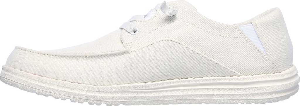 Men's Skechers Melson Volgo Sneaker, White, large, image 3