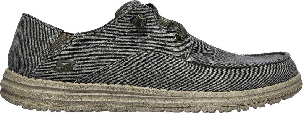 Men's Skechers Melson Volgo Sneaker, Olive, large, image 2