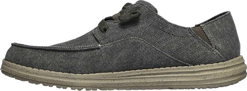 Men's Skechers Melson Volgo Sneaker, Olive, large, image 3