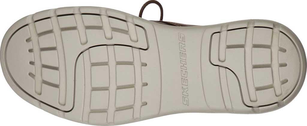 Men's Skechers Relaxed Fit Doveno Vander Sneaker, Dark Brown, large, image 5