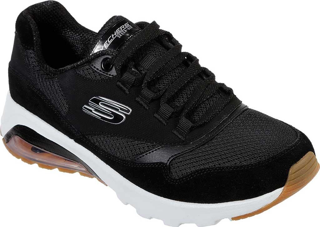 Women's Skechers Skech-Air Extreme Loud Statement Sneaker, Black, large, image 1