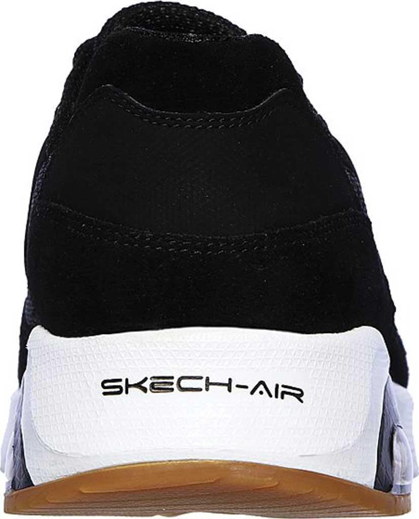 Women's Skechers Skech-Air Extreme Loud Statement Sneaker, Black, large, image 4