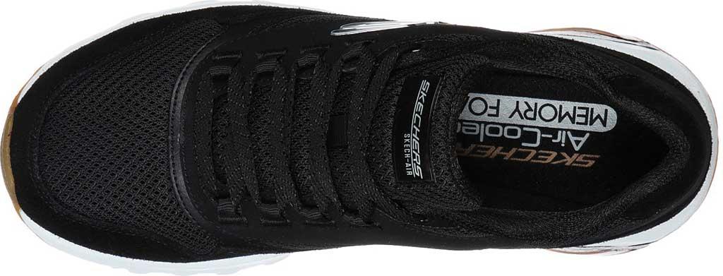 Women's Skechers Skech-Air Extreme Loud Statement Sneaker, Black, large, image 5