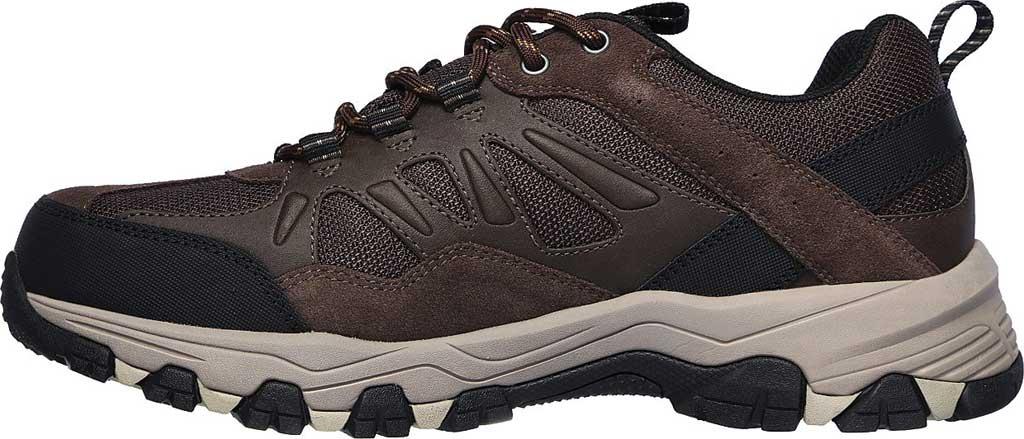 Men's Skechers Relaxed Fit Selmen Enago Hiking Shoe, Chocolate, large, image 3