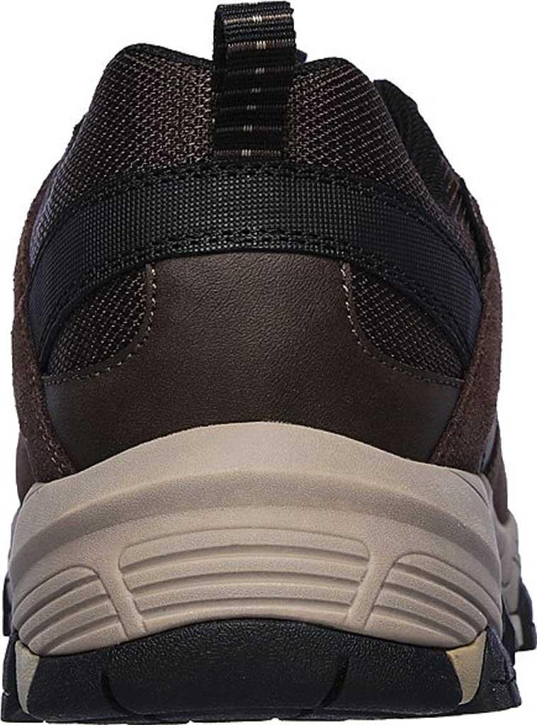 Men's Skechers Relaxed Fit Selmen Enago Hiking Shoe, Chocolate, large, image 4