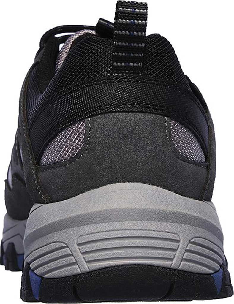 Men's Skechers Relaxed Fit Selmen Enago Hiking Shoe, Gray, large, image 4