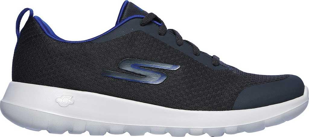 Men's Skechers GOwalk Max Otis Sneaker, Charcoal/Blue, large, image 2