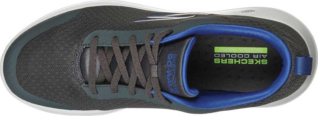 Men's Skechers GOwalk Max Otis Sneaker, Charcoal/Blue, large, image 4