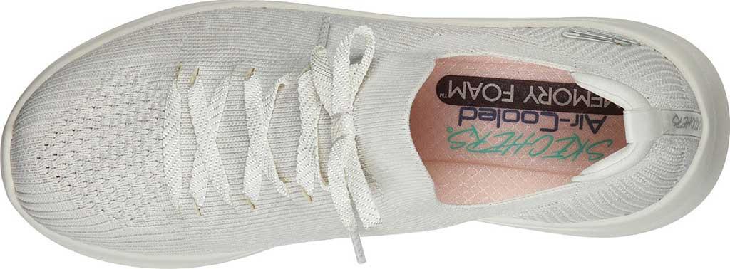 Women's Skechers Ultra Flex 2.0 Flash Illusion Sneaker, Off White, large, image 4