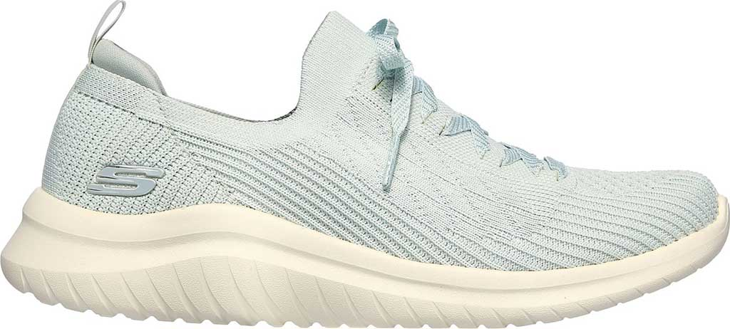 Women's Skechers Ultra Flex 2.0 Flash Illusion Sneaker, Sage, large, image 2