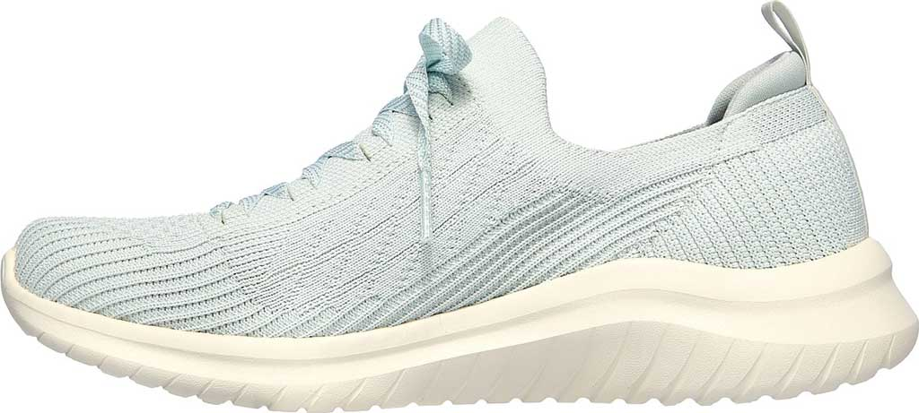 Women's Skechers Ultra Flex 2.0 Flash Illusion Sneaker, Sage, large, image 3