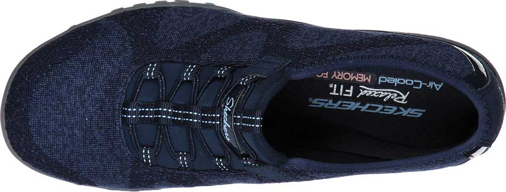 Women's Skechers Relaxed Fit Breathe-Easy Opportuknity Sneaker, , large, image 4