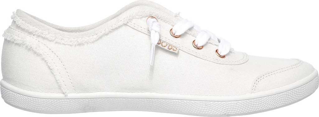 Women's Skechers BOBS B Cute Sneaker, White, large, image 2