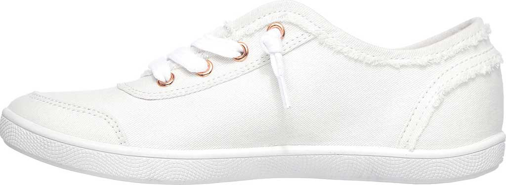 Women's Skechers BOBS B Cute Sneaker, White, large, image 3