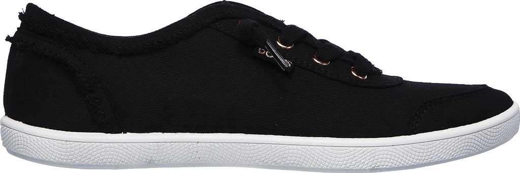 Women's Skechers BOBS B Cute Sneaker, Black, large, image 2