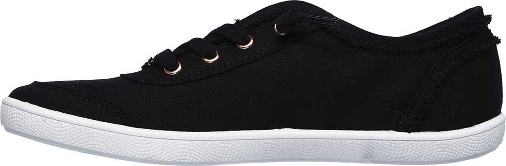 Women's Skechers BOBS B Cute Sneaker, Black, large, image 3
