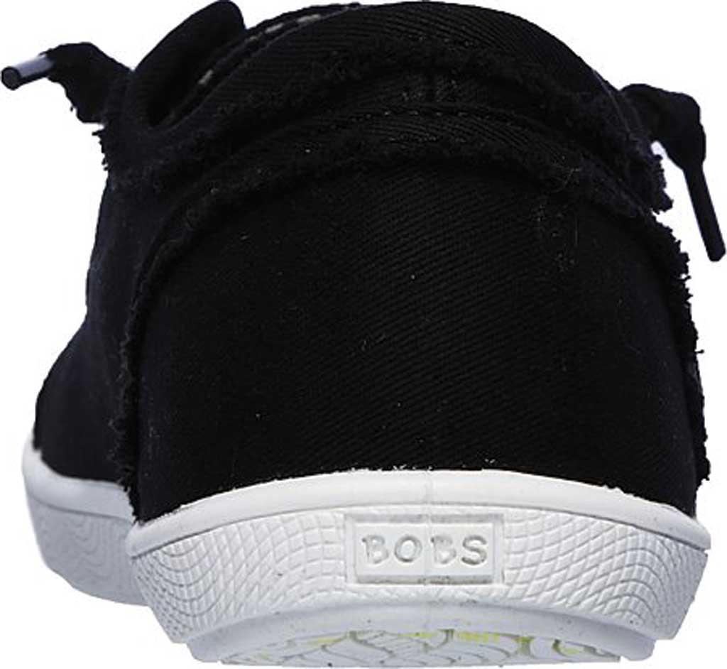 Women's Skechers BOBS B Cute Sneaker, Black, large, image 4