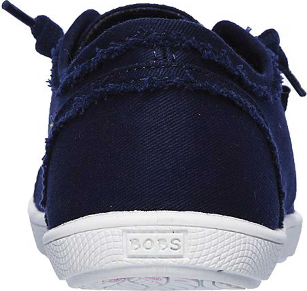 Women's Skechers BOBS B Cute Sneaker, Navy, large, image 4
