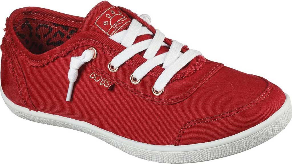 Women's Skechers BOBS B Cute Sneaker, Red, large, image 1