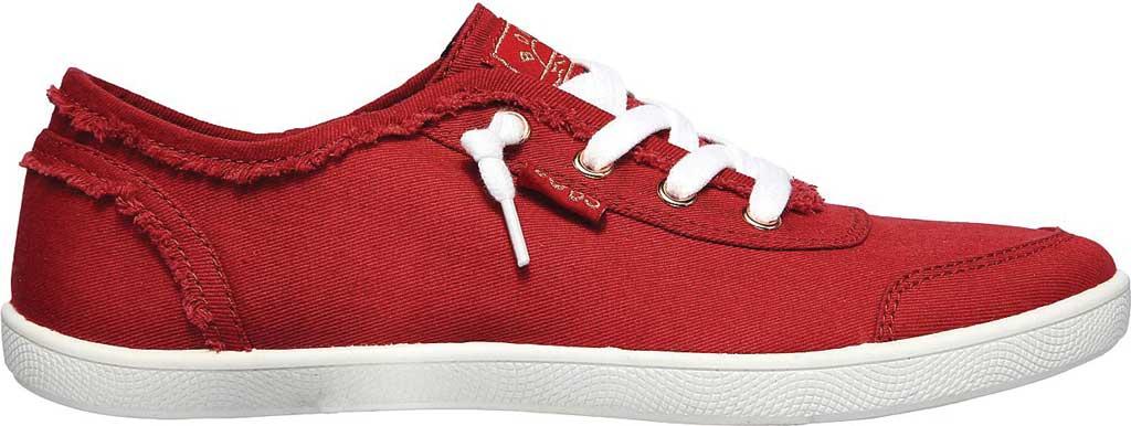Women's Skechers BOBS B Cute Sneaker, Red, large, image 2