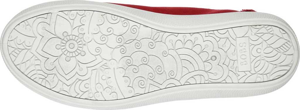 Women's Skechers BOBS B Cute Sneaker, Red, large, image 5