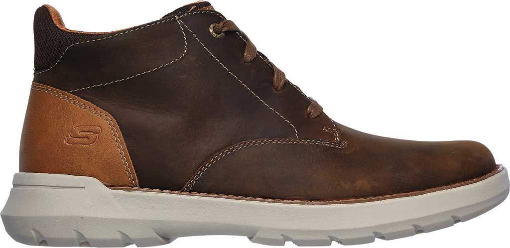 Men's Skechers Relaxed Fit Doveno Molens Ankle Boot, , large, image 2