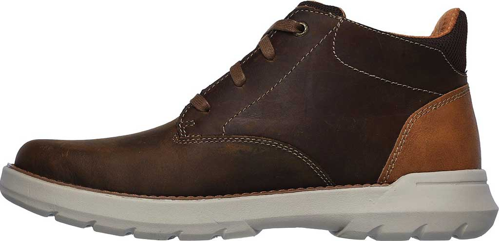 Men's Skechers Relaxed Fit Doveno Molens Ankle Boot, , large, image 3