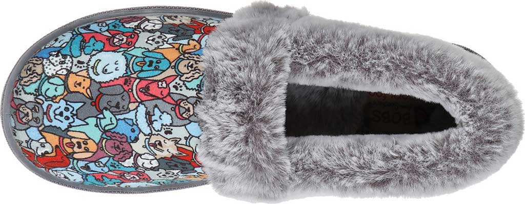 Women's Skechers BOBS Too Cozy Pooch Parade Slipper, Multi, large, image 4