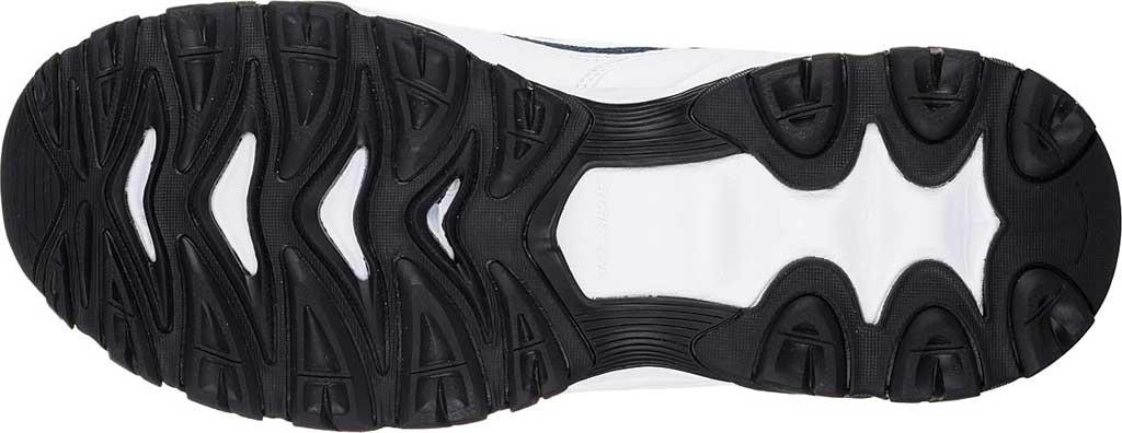 Men's Skechers After Burn M. Fit Falken Sneaker, White/Navy, large, image 5