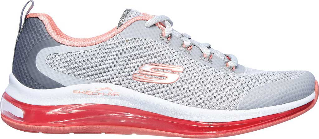 Women's Skechers Skech-Air Element 2.0 Sneaker, Gray/Hot Pink, large, image 2