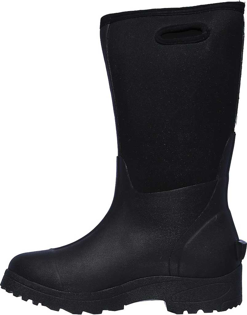Women's Skechers Work Weirton Farous WP Boot, Black, large, image 3