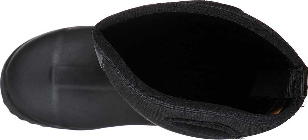 Women's Skechers Work Weirton Farous WP Boot, Black, large, image 4