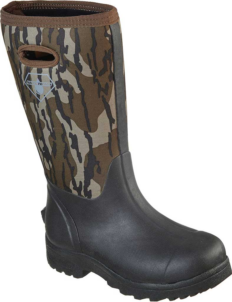 Women's Skechers Work Weirton Farous WP Boot, Camouflage, large, image 1