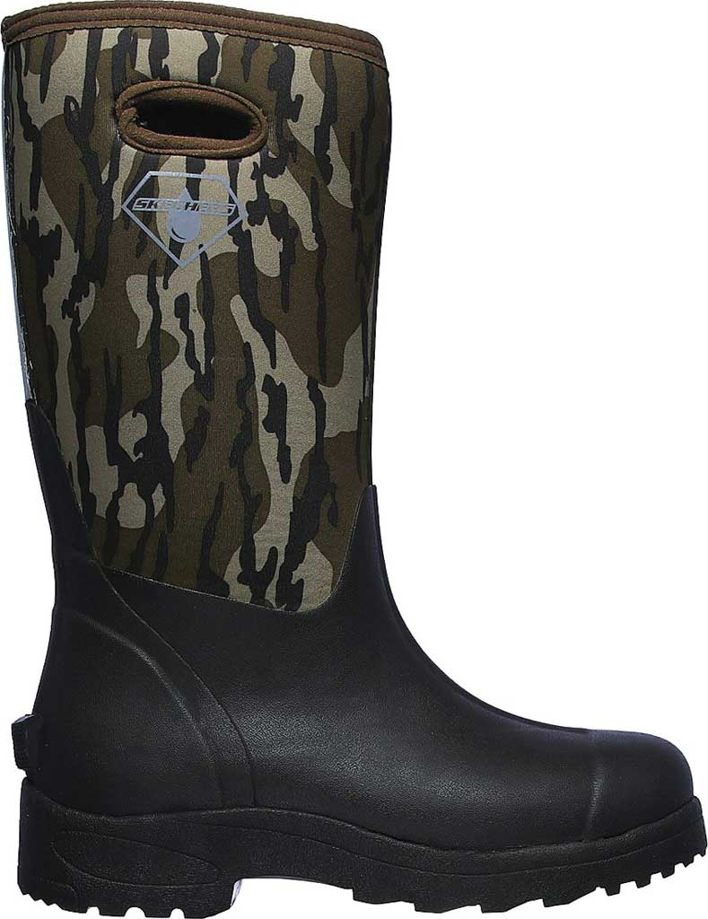 Women's Skechers Work Weirton Farous WP Boot, Camouflage, large, image 2