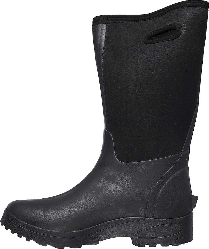 Men's Skechers Work Weirton WP Boot, Black, large, image 3