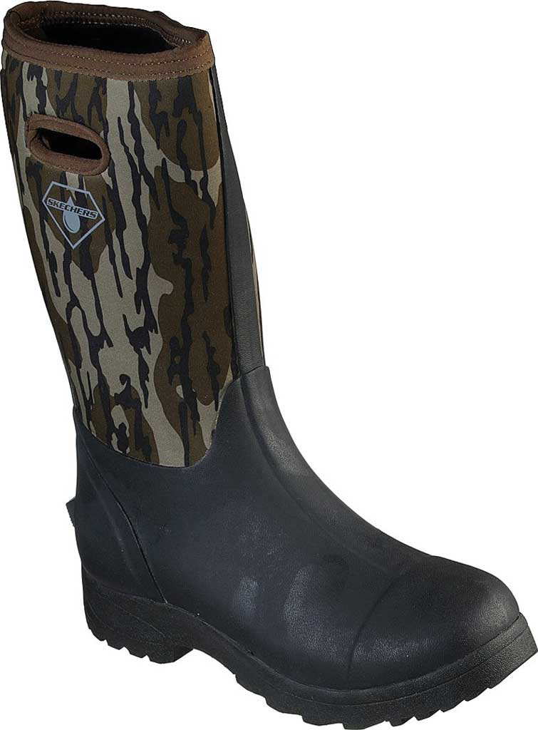 Men's Skechers Work Weirton WP Boot, Camouflage, large, image 1