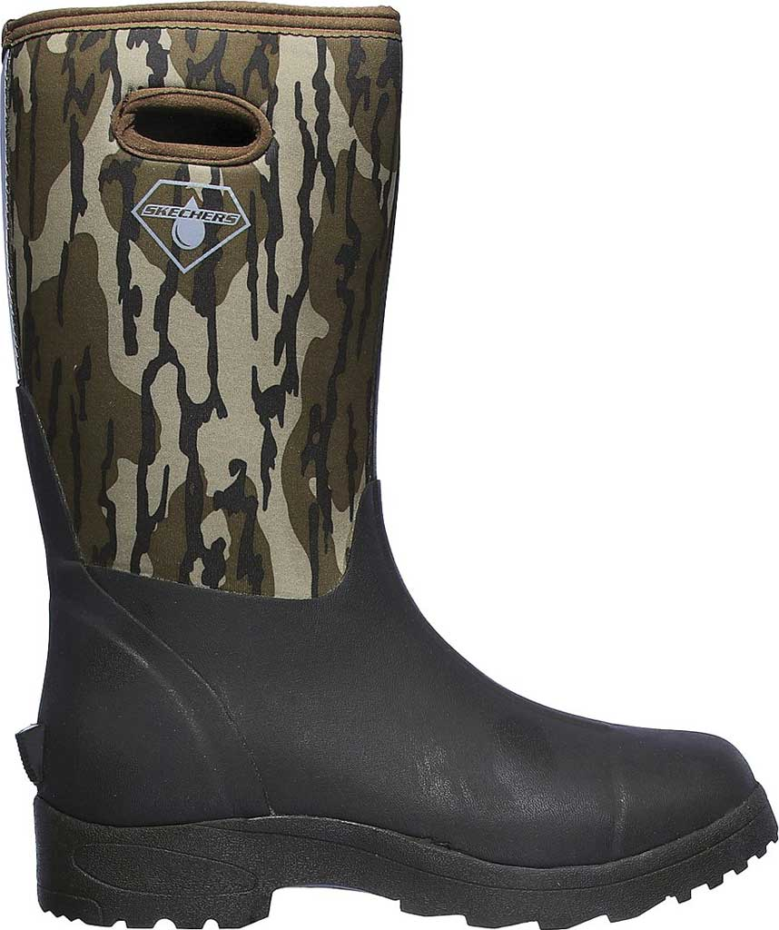 Men's Skechers Work Weirton WP Boot, Camouflage, large, image 2