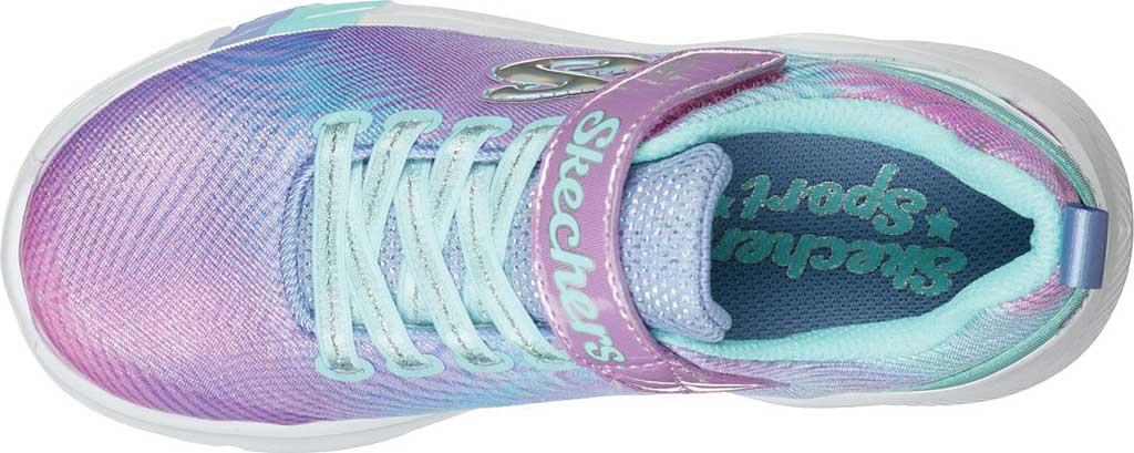 Girls' Skechers Dreamy Lites Sunny Sprints Sneaker, , large, image 4
