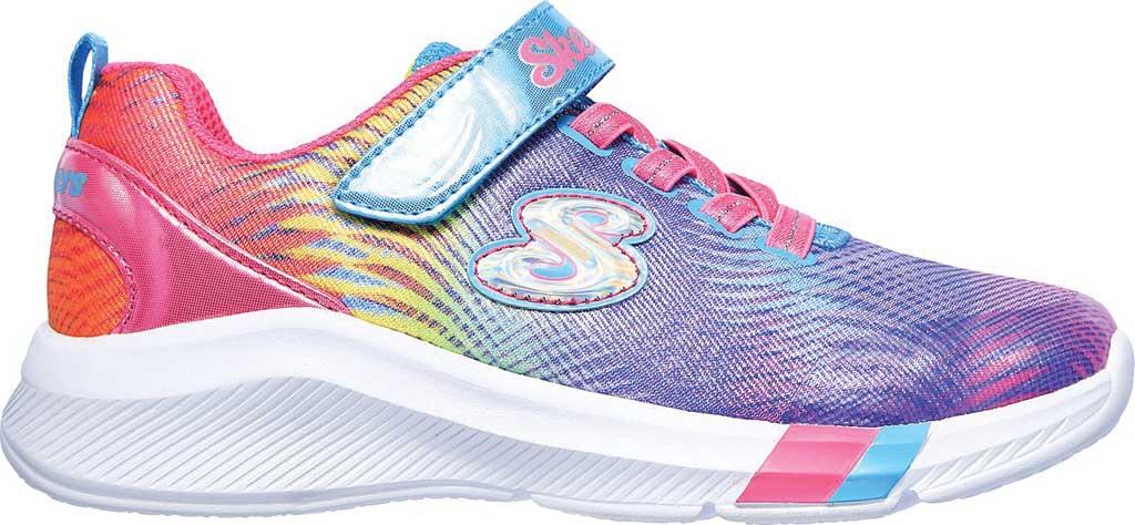 Girls' Skechers Dreamy Lites Sunny Sprints Sneaker, Multi, large, image 2