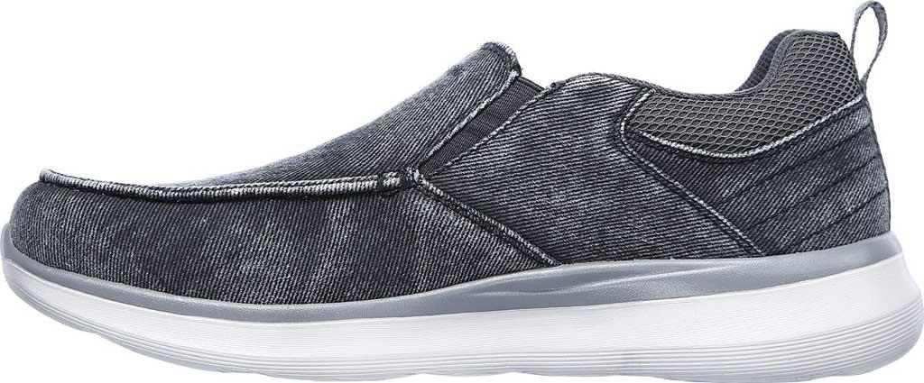 Men's Skechers Delson 2.0 Larwin Slip On, Blue, large, image 3