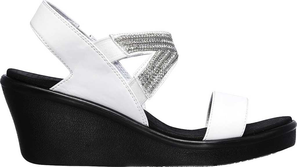 Women's Skechers Rumble On Chart Topper Wedge Sandal, , large, image 2