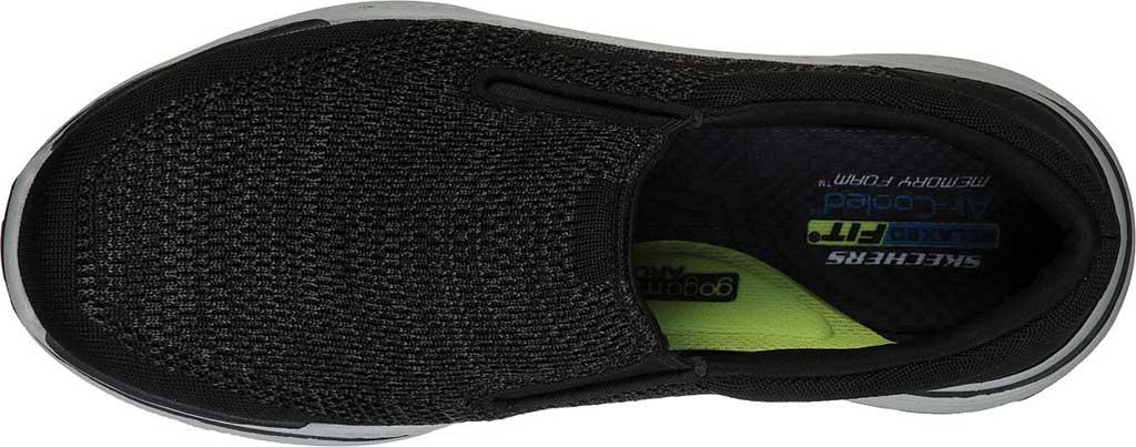 Men's Skechers Relaxed Fit Expected 2.0 Arago Slip-On, Black, large, image 4