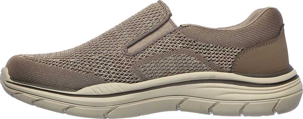 Men's Skechers Relaxed Fit Expected 2.0 Arago Slip-On, Taupe, large, image 3